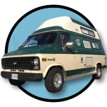 1980 Chevrolet Campervan