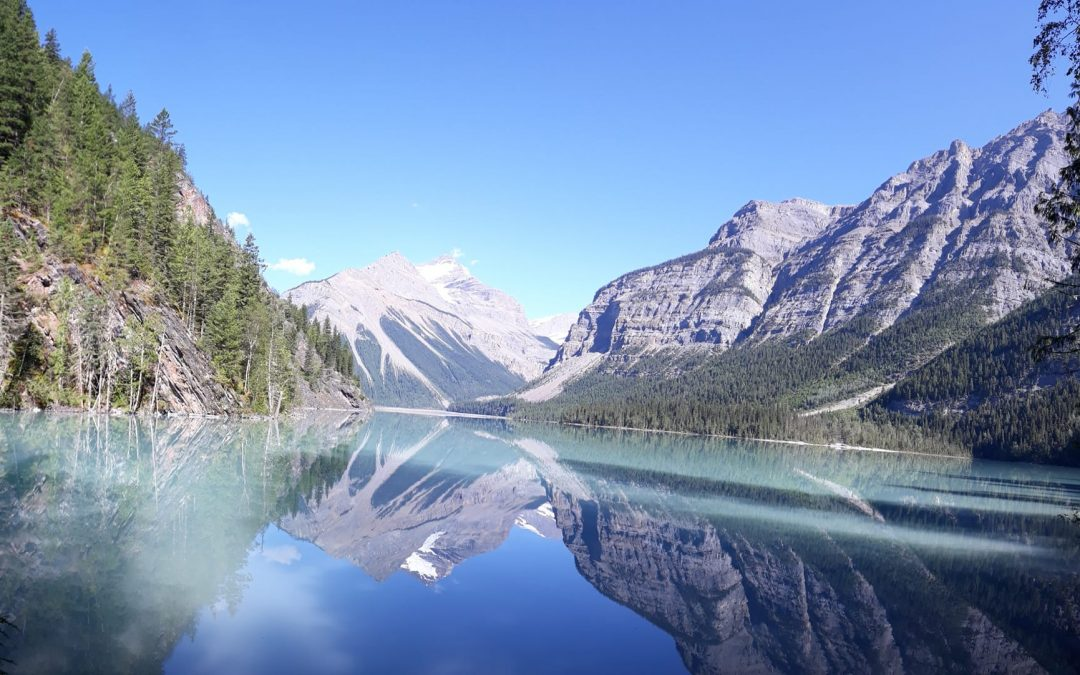 RVing Mount Robson Provincial Park