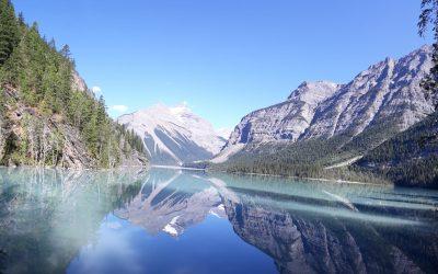 RVing Mount Robson Provincial Park