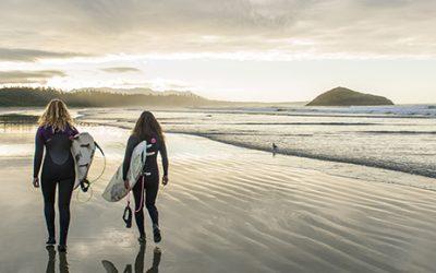 RVing the Pacific Coastline
