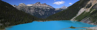 RV to Joffre Lakes on Highway 99