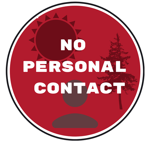 no-personal-contact